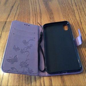 Phone Case Magnetic Closure